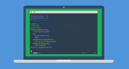 GIS Programming in Python