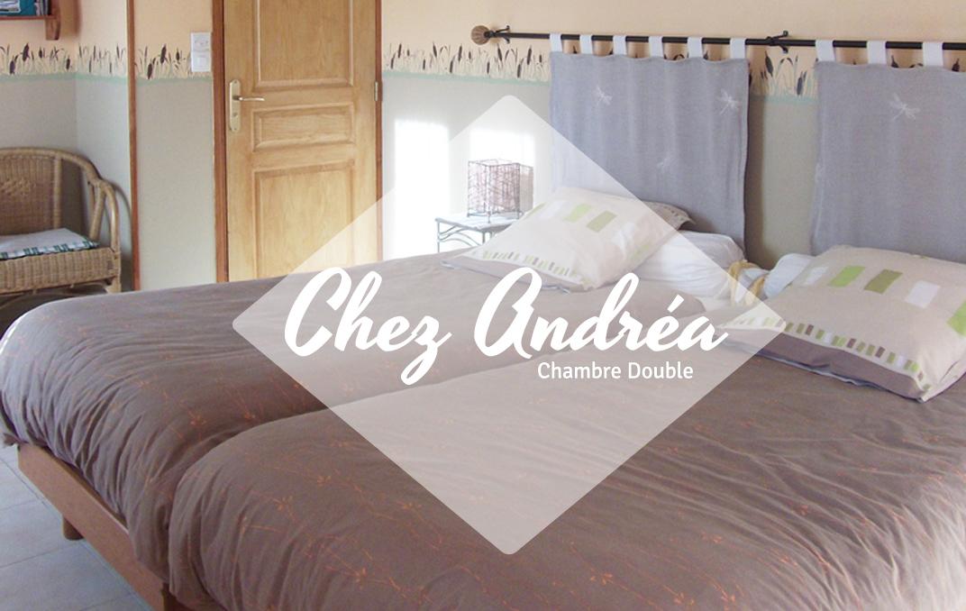 chambre Andréa à la une