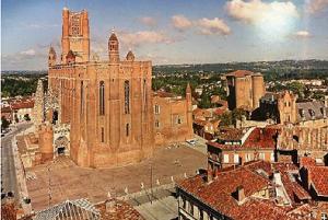 Albi, Cathédrale St Cécile
