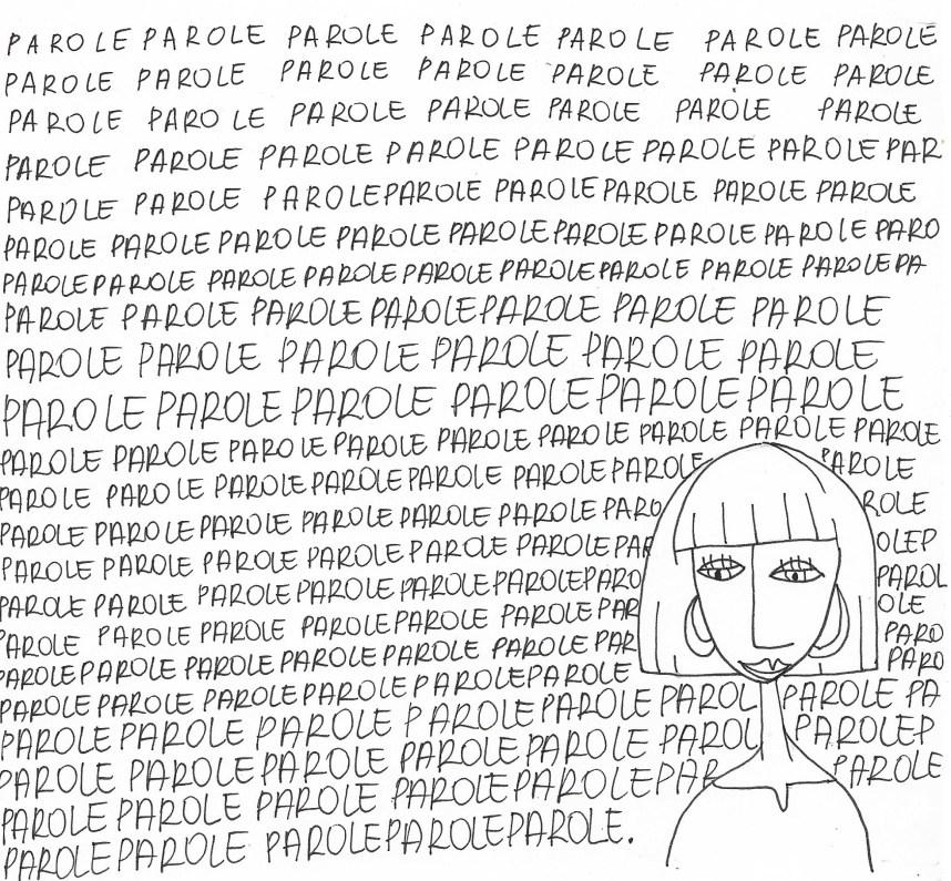 parole, parole, parole