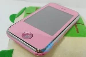 pink iPhone Nano Wannabe 300x199 iPhone Nano Wannabe