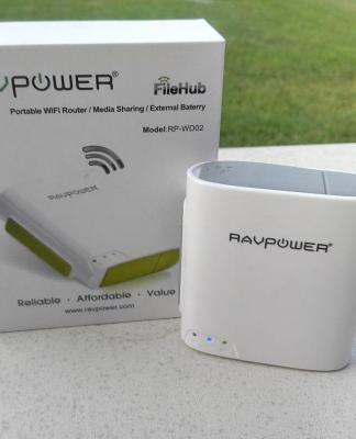 RavPower Router 6000 mAh