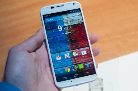 Motorola Moto X is the best Android 2013 5