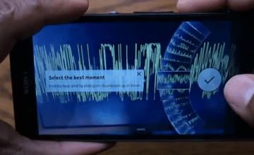 Sony Honami xperia i1 video