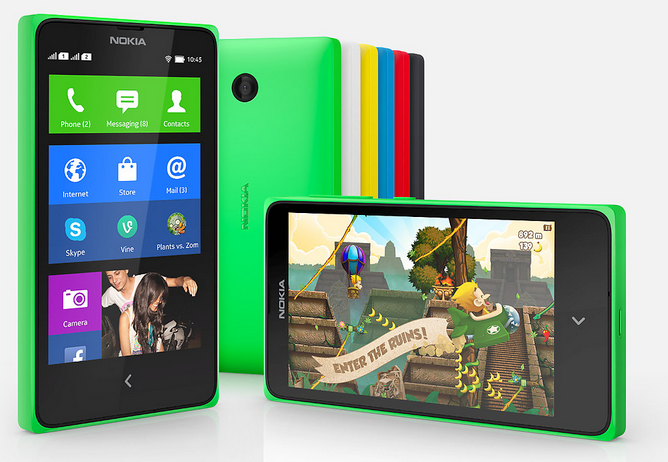 nokia x india launch