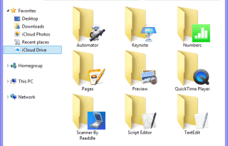 download icloud drive windows