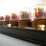 Nixie tube chess set glows without visible wires 5