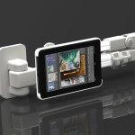 Lookbad AirHolder iPad holder and mount 1