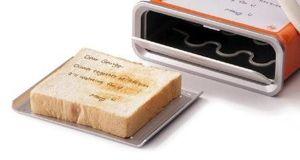 Notepad Toaster