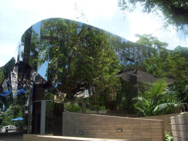 Visitor Centre, Cairns Botanic Gardens