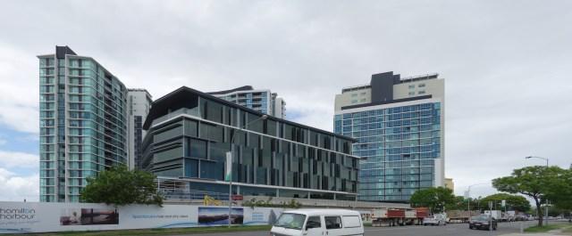 Hamilton Harbour - KSD building
