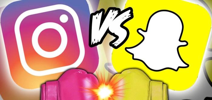 O Instagram Stories teve crescimento impressionante, enquanto o ritmo do Snapchat ficou bem devagar (Imagem: Reprodução/Youtube)