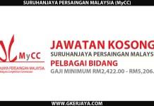 Kerja kosong terkini di Suruhanjaya Persaingan Malaysia