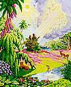 Ilustrasi : Taman Eden