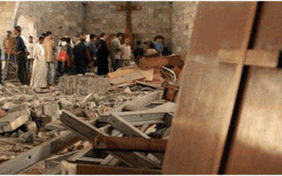 Muslim persecution of Christians ensues unabated