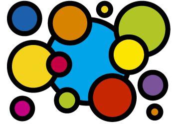 Logo - internasjonal uke