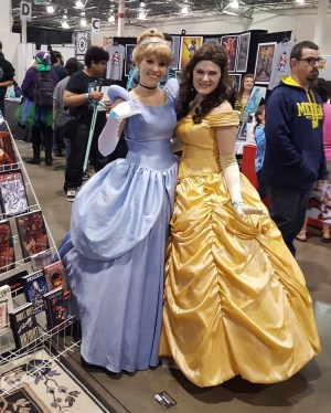 #11 Cindy and Belle