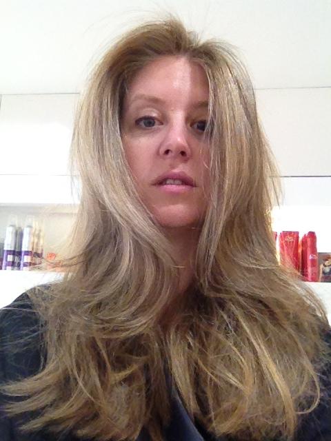 Hair by Nuri Yurt of Toka Salon