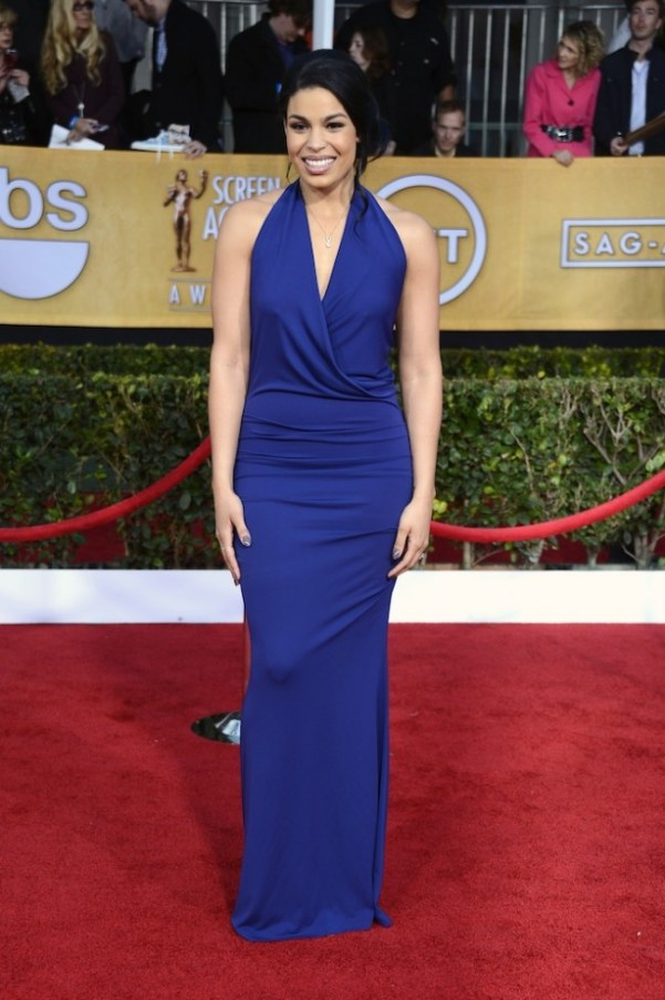 Jourdin Sparks at SAG Awards