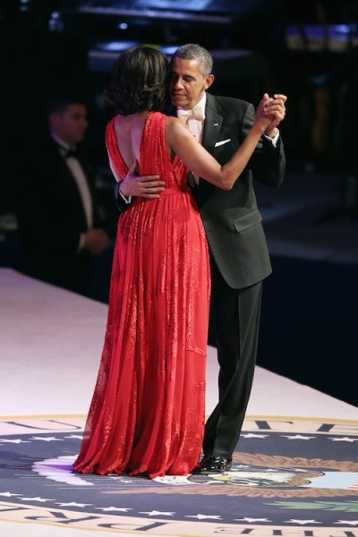 DC Celebrates Inauguration With Gala Balls