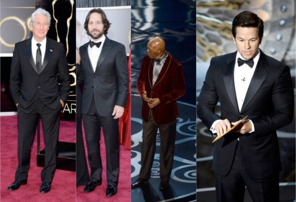Best Dressed Men's Oscars Outfits 3