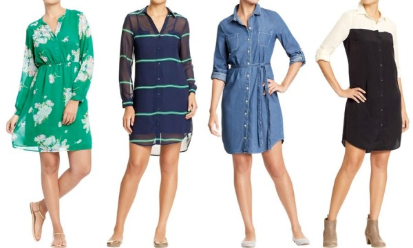 Old Navy Dresses 20 & Under