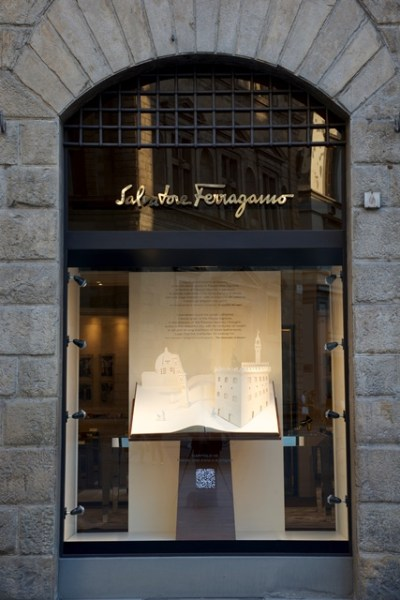Salvatore Ferragamo's flagship store, Florence, Italy
