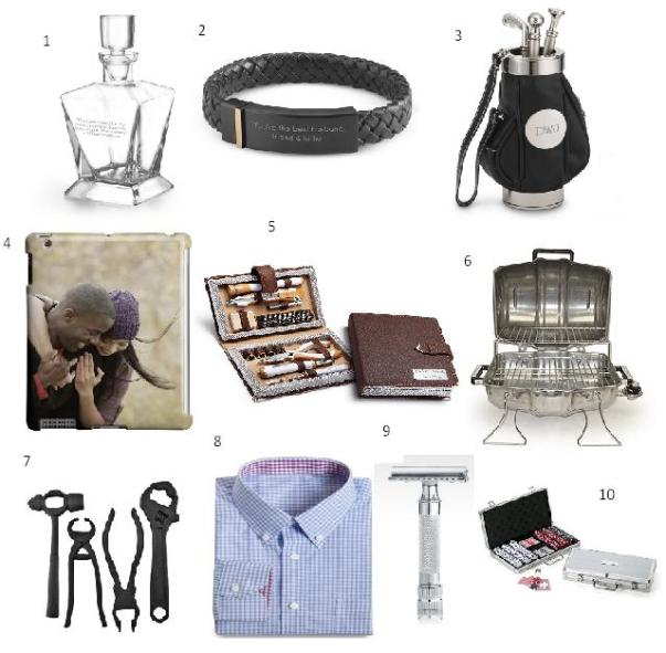 Gifts to give the Groomsmen