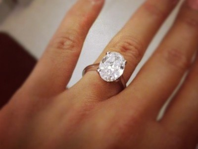 Twitter Amber Rose engaged