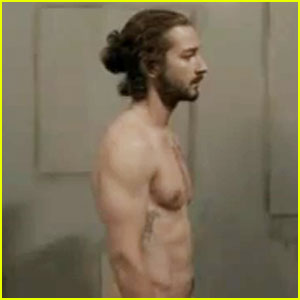 Shia LaBeouf Shows Us A Different Side!