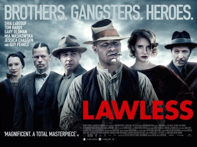 Lawless Poster  Annapurna Pictures