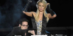 Move Over Avicii and Make Room for DJ Paris Hilton