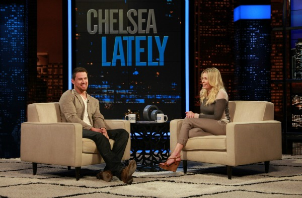 "Channing Tatum Had ""Crying Fits"" During The Birth of His Daughter [VIDEO]"