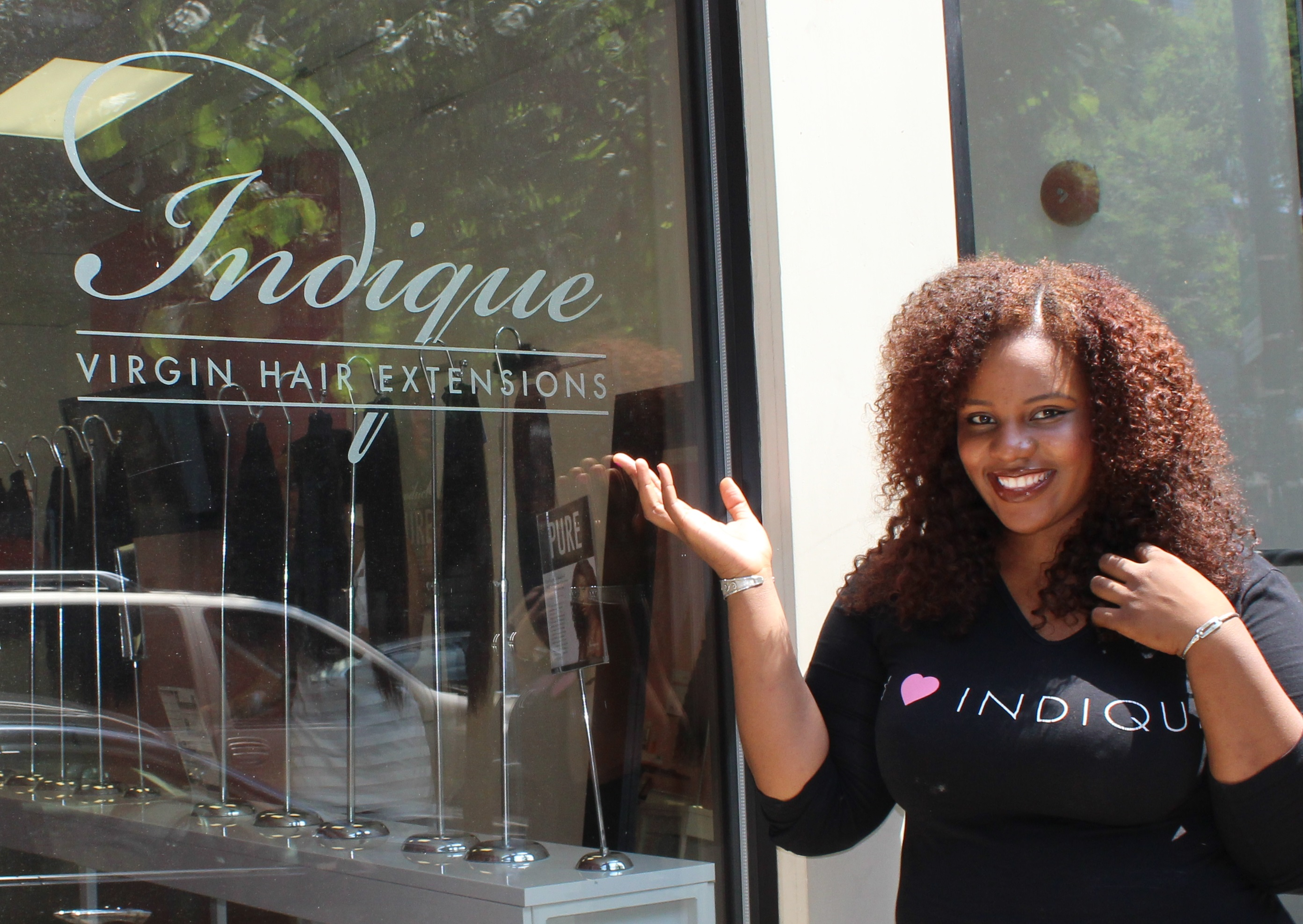 Ggbtv Presents Phillys Phinest Maryam Sherif From Indique Hair