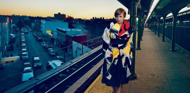 Photo: Annie Leibovitz/Vogue