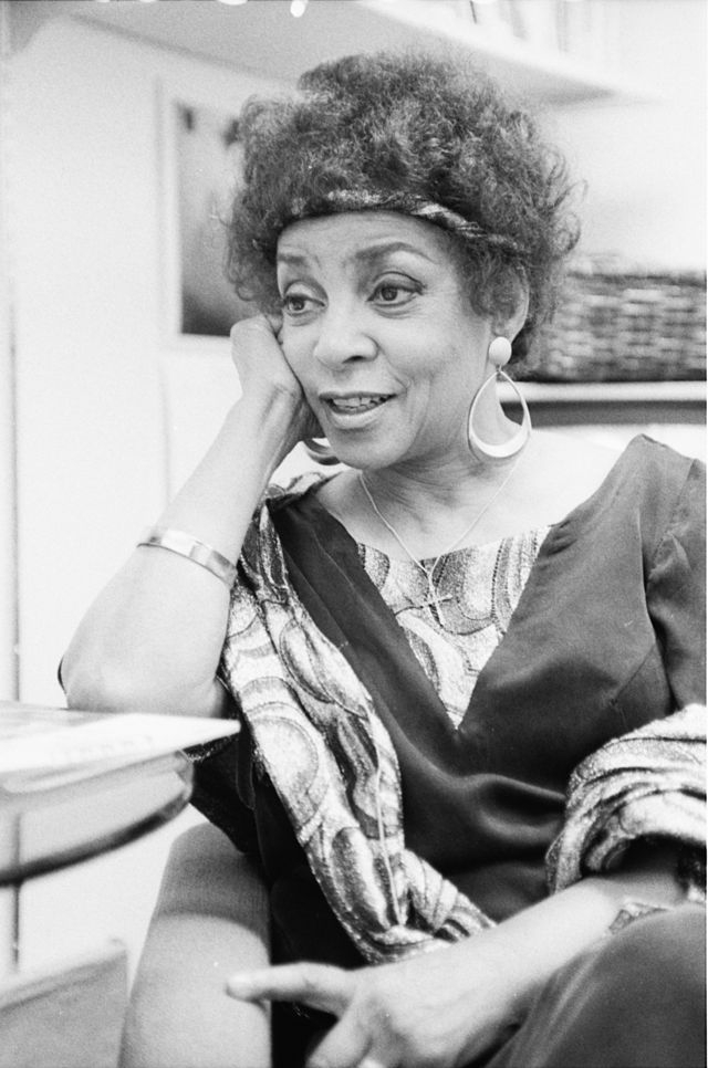 RIP: Iconic Actress Ruby Dee Dies at 91 ...