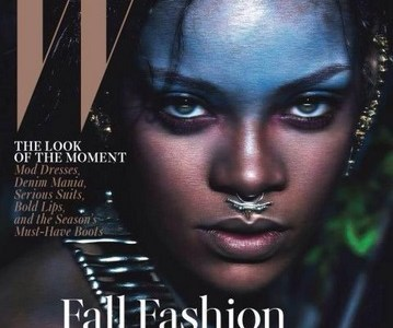 Photo: Mert Alas and Marcus Piggot exclusively for W
