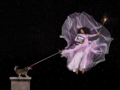 Photo: Jean-Paul Goude