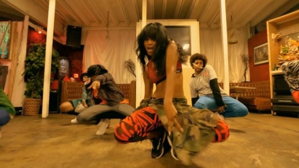 Keke Palmer Shows You How It Goes Down In The DM's With Amazing Choreography
