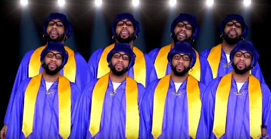 The Starrkeisha Choir and The King of Weird Gets Us Into 'Formation'