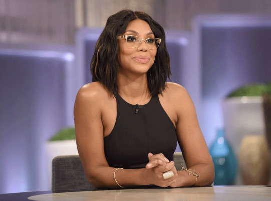 Tamar Braxton Is Leaving 'The Real' - Read The Official Statement