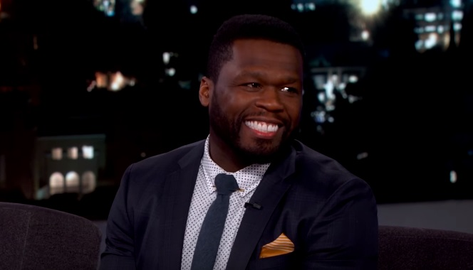 50 Cent Talks His Now Infamous Penis 'Power' Scene On 'Jimmy Kimmel Live'