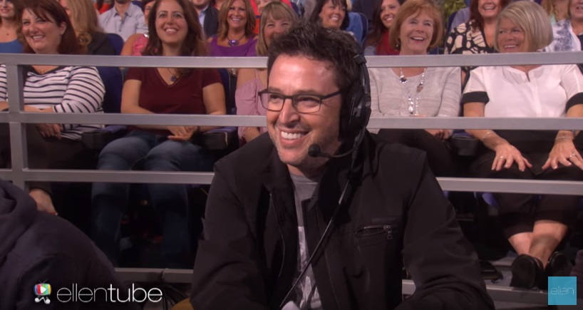 Get Ready: Ellen Is Sending Executive Producer Andy Lassner Back Into Haunted Attractions