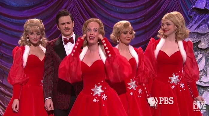 """Merry Christmas Everybody"" From The Lawrence Welk Show"