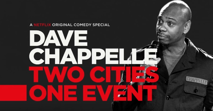 Dave Chappelle Takes On Two Cities For Netflix's Comedy Special [TRAILER]