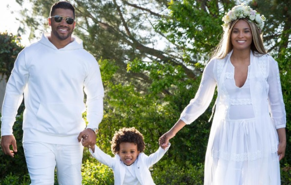 Ciara and Russell Wilson Welcome Baby Girl Sienna