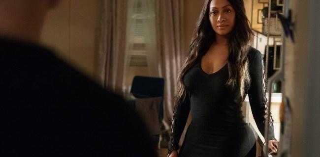 Lala Anthony as LaKeisha Grant in Power season 4/Photo: Courtesy of STARZ