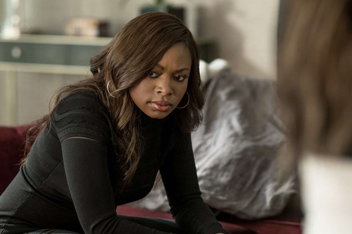 "Naturi Naughton Sheds Light On Why Season 4 Of 'Power' Is The Most ""Emotional, Draining, and Passionate"" Season"