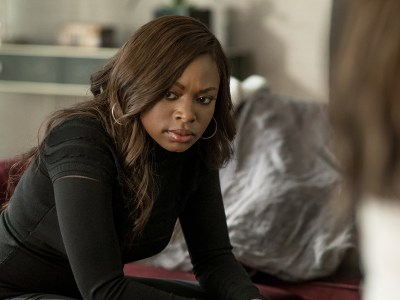 Naturi Naughton as Tasha St. Patrick in Power season 4/Photo: Courtesy of STARZ