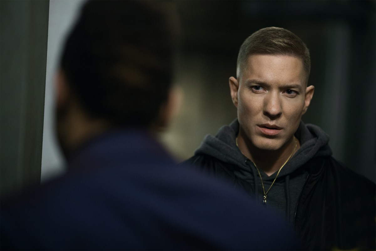 Joseph Sikora Talks Tommy's 'Power' Season 4 Journey + Teases Finale